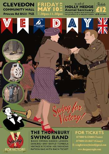 Swing for Victory 2019 @ Clevedon Comunity Hall | England | United Kingdom