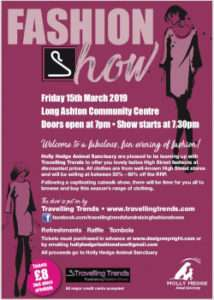 Holly Hedge Fashion Show 2019 @ Long Ashton Community Centre | Long Ashton | England | United Kingdom