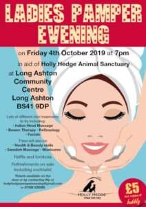 Pamper Evening 2019 @ Long Ashton Community Centre | Long Ashton | England | United Kingdom
