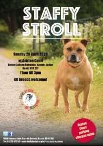 Staffy Stroll 2020 @ CANCELLED | Long Ashton | England | United Kingdom